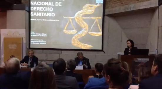 congreso nacional derecho sanitario